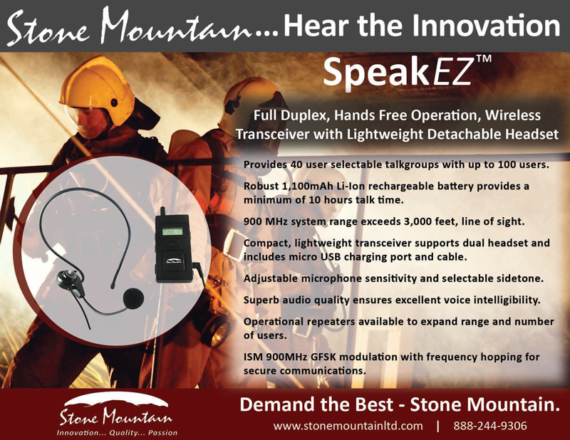 Stone Mountain SpeakEZ Full Duplex Series