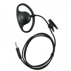 Closed Loop Over Earphone Molded Plastic